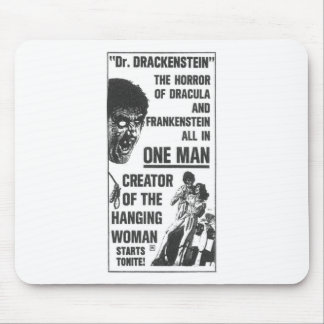 Dr Drackenstein! Mouse Pad