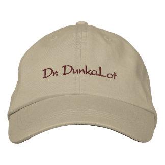 Dr DunkaLot Embroidered Baseball Caps