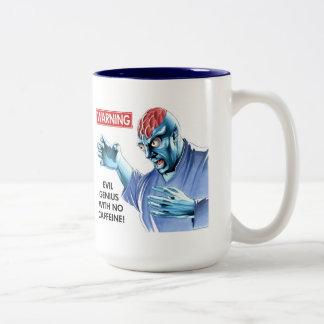 Dr. Evil : No Caffeine Mug