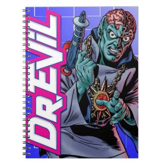Dr. Evil Notebook