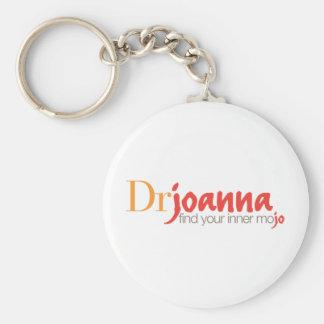 Dr Joanna Logo Keychain