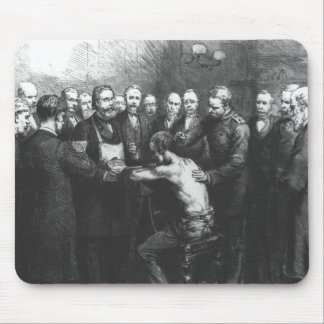 Dr Koch's Treatment for Consumption Mouse Pad