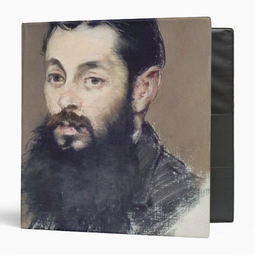 Dr. Materne, doctor of Napoleon III  c.1880-81 3 Ring Binders