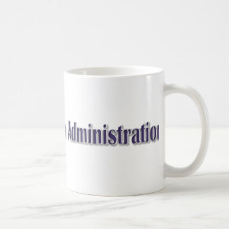 DR of Health Administration Classic White Coffee Mug