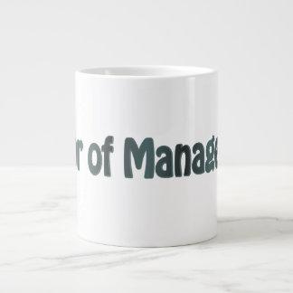 DR of Management Giant Coffee Mug