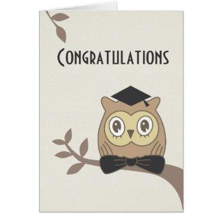 DR. OWL CARD