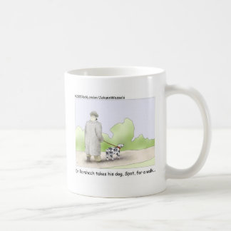 Dr. Roarshach Cartoon Gifts, Tees, & Collectibles Basic White Mug