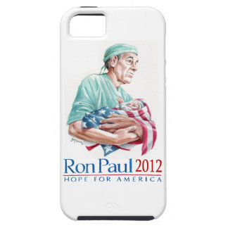 Dr. Ron Paul 2012 For President Case For The iPhone 5