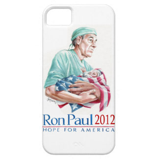 Dr. Ron Paul 2012 For President iPhone 5 Cases