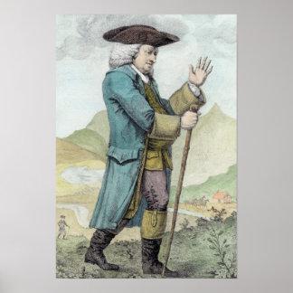 Dr Samuel Johnson Poster