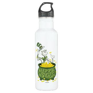 Dr. Seuss | Cat in the Hat - Happy St. Cat's! 2 710 Ml Water Bottle