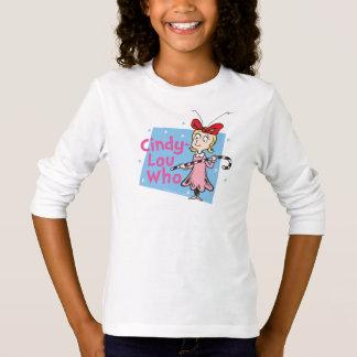 Dr. Seuss | Cindy-Lou Who - Candy Cane T-Shirt