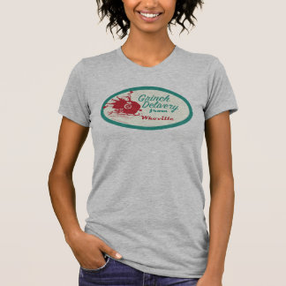 Dr. Seuss   Grinch Delivery from Whoville T-Shirt