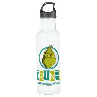 Dr. Seuss | Grinch Greetings 710 Ml Water Bottle