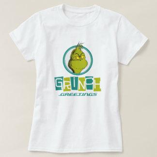 Dr. Seuss   Grinch Greetings T-Shirt