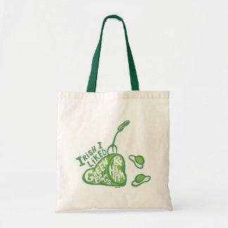 Dr. Seuss | Irish I liked Green Eggs & Ham 2 Tote Bag