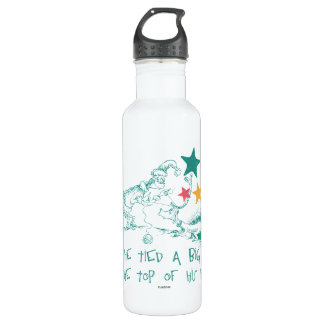Dr. Seuss | The Grinch and Max 710 Ml Water Bottle