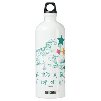 Dr. Seuss | The Grinch and Max Water Bottle