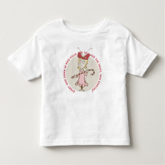 Dr Seuss | The Grinch | Cindy Lou Who - Cute Quote Toddler T-shirt