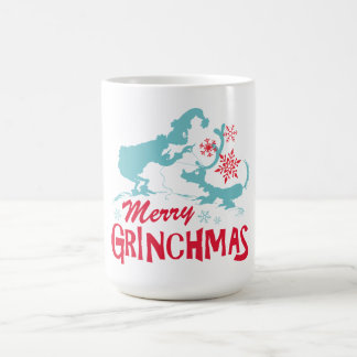 Dr. Seuss | The Grinch - Merry Grinchmas Coffee Mug