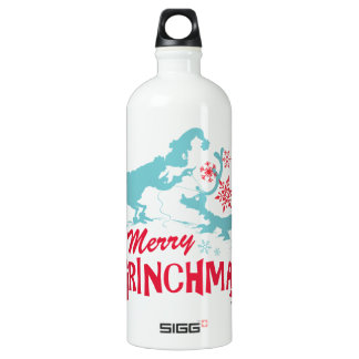 Dr. Seuss | The Grinch - Merry Grinchmas Water Bottle