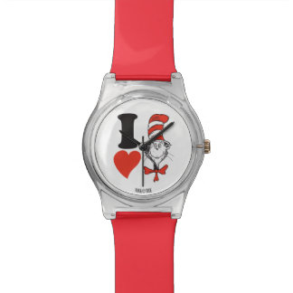 Dr. Seuss Valentine | I Heart the Cat in the Hat Watch