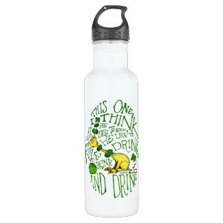 Dr. Seuss | Yink - St. Patrick's Day 710 Ml Water Bottle