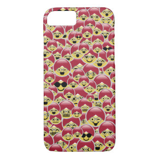 Dr. Social Media Turban Emoji iPhone 8/7 Case