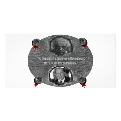Dr.Stein Personalized Photo Card