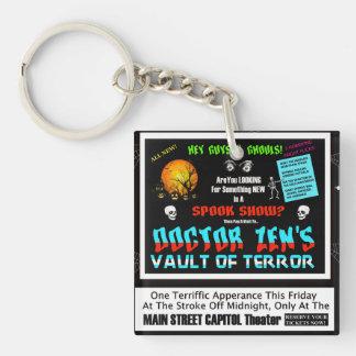 Dr. Zen's Vault Of Horror Keychain