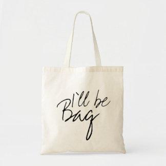 Draagtas satchel I'll be farrowed