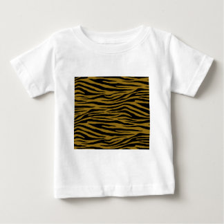 Drab Tiger Baby T-Shirt