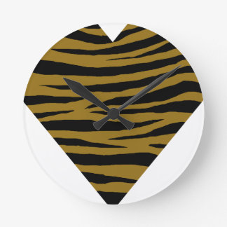 Drab Tiger GH Clocks