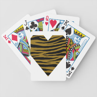 Drab Tiger GH Poker Deck