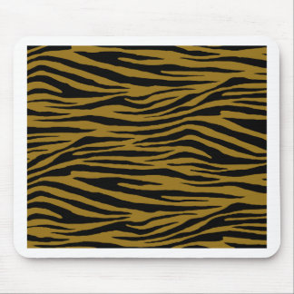 Drab Tiger Mouse Pad