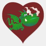 Drache dragon stickers