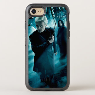Draco Malfoy and Snape 1 OtterBox Symmetry iPhone 7 Case