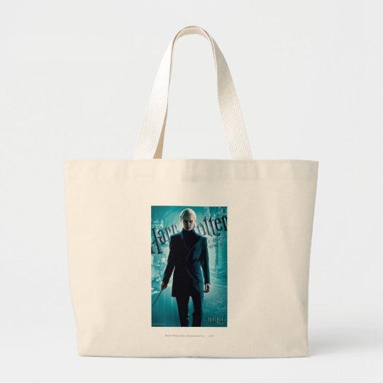 Draco Malfoy Large Tote Bag