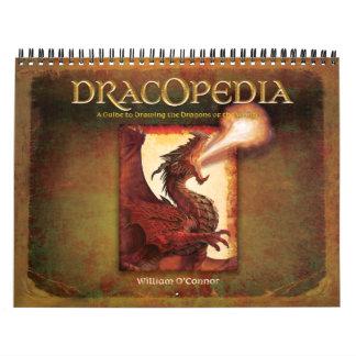 Dracopedia Calendar