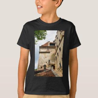 Dracula Castle in Bran, Brasov, Transylvania T-Shirt