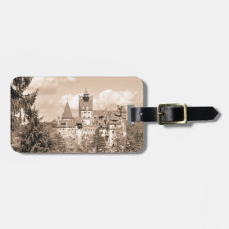 Dracula Castle in Transylvania, Romania Bag Tag