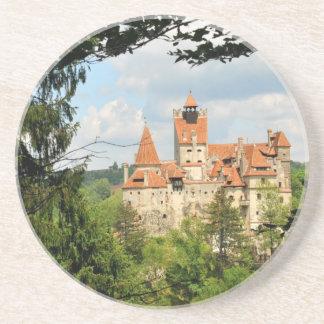 Dracula Castle in Transylvania, Romania Coaster