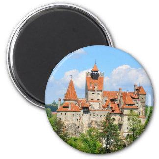 Dracula Castle in Transylvania, Romania Magnet