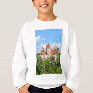 Dracula Castle in Transylvania, Romania Sweatshirt