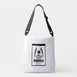 Dracula Dark Tote Bag Shadow of the day