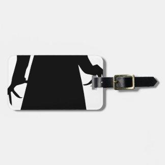 Dracula Luggage Tag