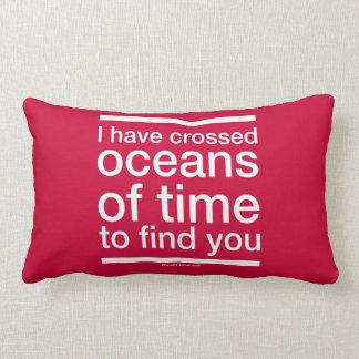 Dracula Lumbar Pillow