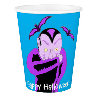 Dracula Paper Cups Paper Cup