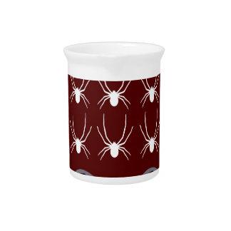 Dracula print pitcher
