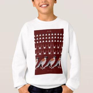 Dracula print sweatshirt